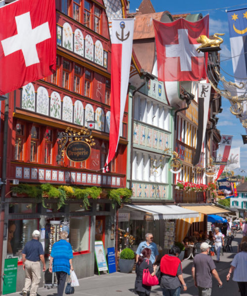 Appenzell AI