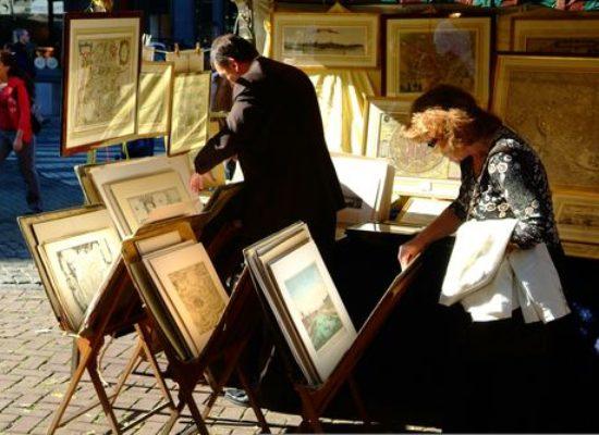 7 Marché des antiquaires au Sablon - Antiekmarkt op de Zavel-M770-© MRBC-MBHG - Marcel Vanhulst
