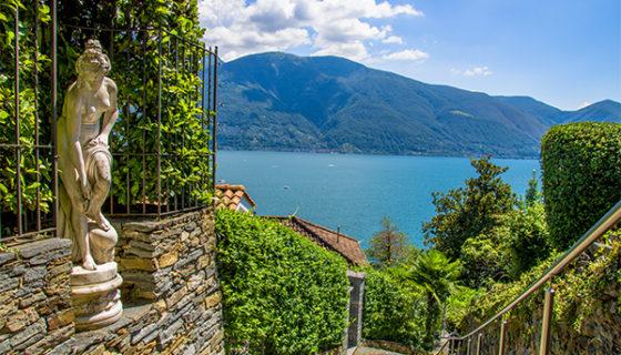 ZEN 3. Tessin Ascona